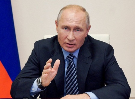 Путин: Русия регистрира първа в света ваксина срещу коронавируса
