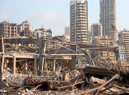 Щетите от експлозията в Бейрут са за над 15 млрд. долара
