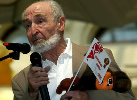 Създателят на Чебурашка празнува 100-годишен юбилей
