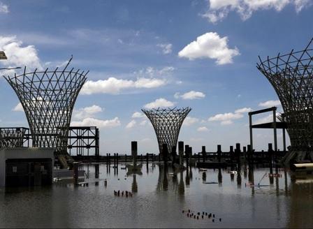 Мексико превръща летище за 13 млрд. долара в природен резерват