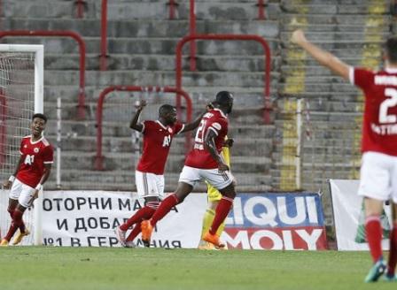ЦСКА-София победи с 2:0 БАТЕ и е в следващия кръг