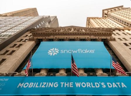 Snowflake сътвори най-голямото IPO в софтуерната индустрия