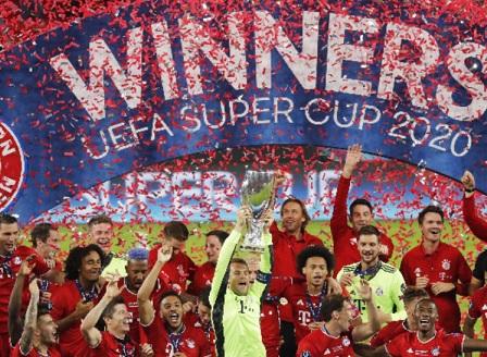 Байерн (Мюнхен) спечели Суперкупата на Европа