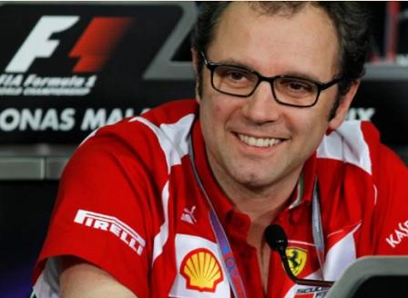 Доменикали оглавява Формула 1 от 1 януари