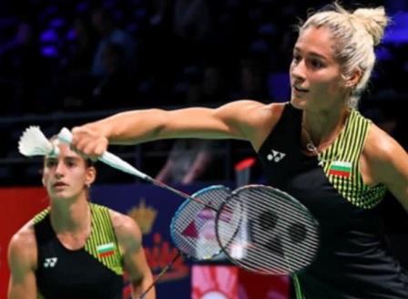 Сестри Стоеви са на полуфинал в Дания
