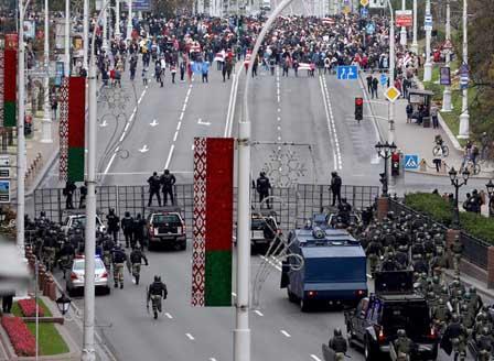 Национална стачка в Беларус с искане президентът Лукашенско да се оттегли
