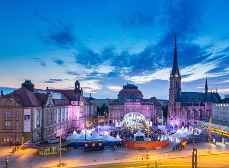 Германският град Кемниц e избран за Европейска столица на културата за 2025 г.