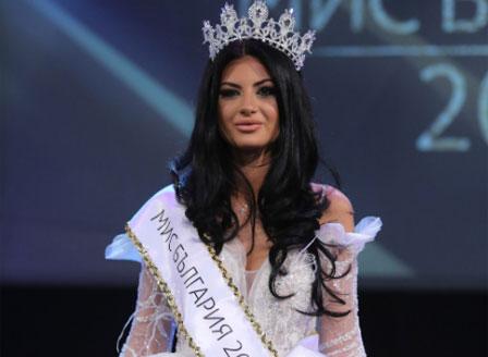Венцислава Тафкова е Мис България 2020