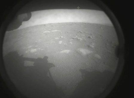 Марсоходът на НАСА кацна на Марс