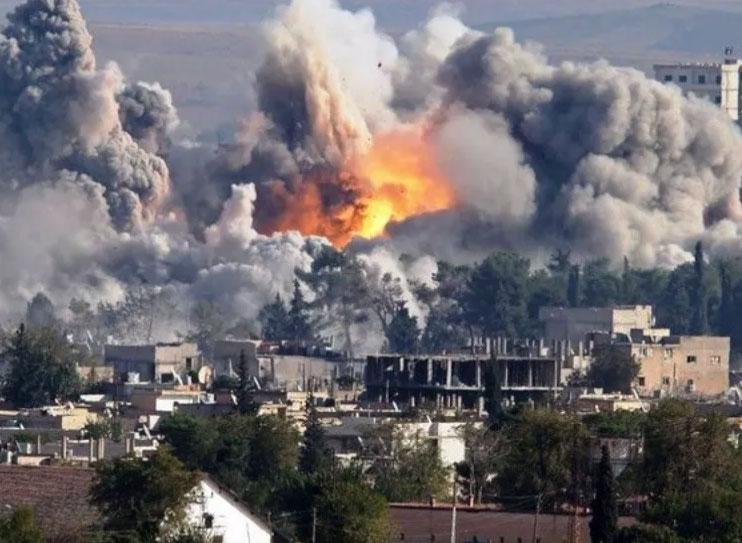 САЩ нанесоха въздушни удари срещу