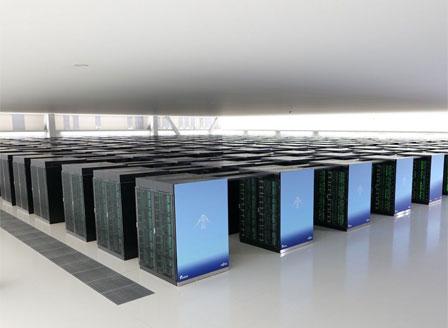 Най-бързият компютър в света заработи с пълната си мощност в Япония