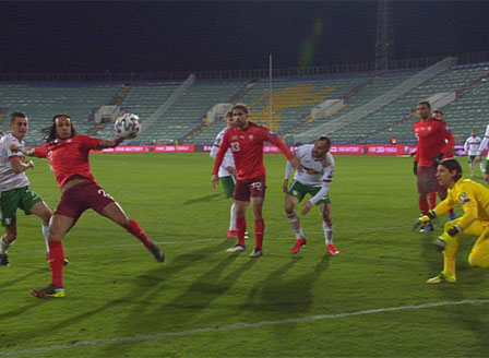 Българският отбор загуби от Швейцария с 1:3