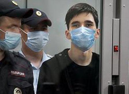 Повдигнаха обвинение за масово убийство на стрелеца от Казан
