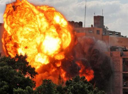 Израел засили офанзивата си срещу Газа след нови ракетни атаки