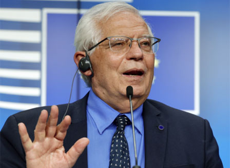 Извънредна конференция на външните министри от ЕС заради напрежението между Израел и Палестина