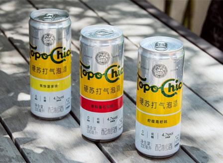 Китайският клон на Coca-Cola пуска първата си алкохолна напитка