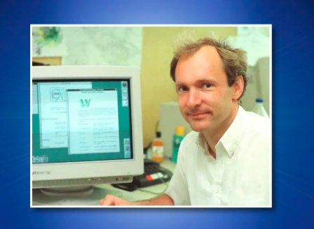 Първият уебсайт стана на 30 години