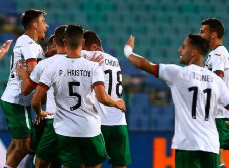 България отбеляза 4 гола за първи път от 2016-а година