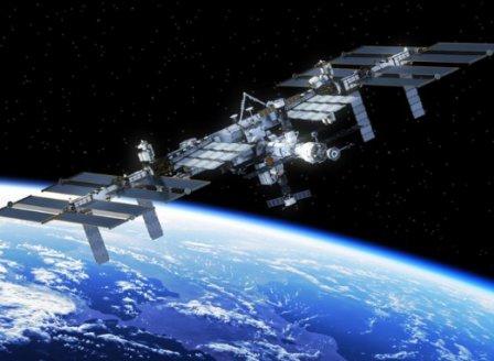 Алармата за дим се включи в руския модул на МКС
