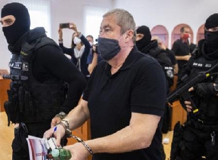 Осъдиха бившия специален прокурор на Словакия на 14 години затвор