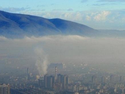 14 000 българи губят живота си всяка година вследствие на мръсния въздух