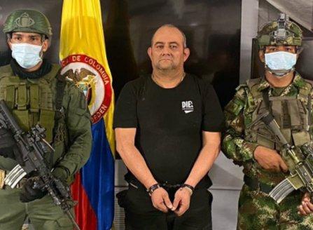 Заловиха най-издирвания колумбийски наркотрафикант