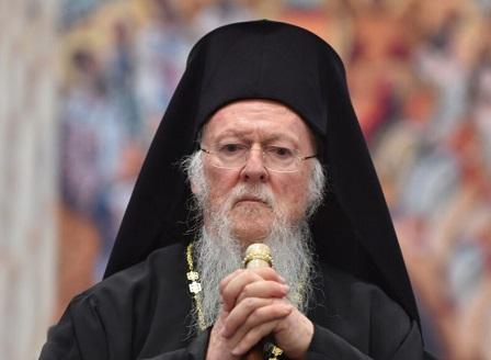 Вселенският патриарх Вартоломей е настанен в болница във Вашингтон