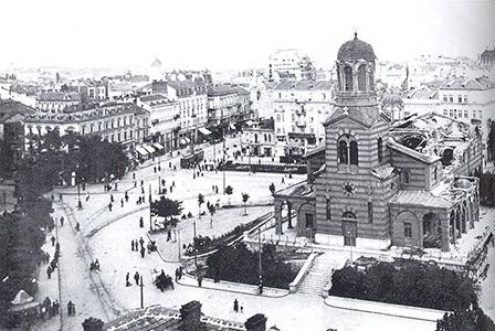 Навършват се 90 години от атентата в църквата Св. Неделя
