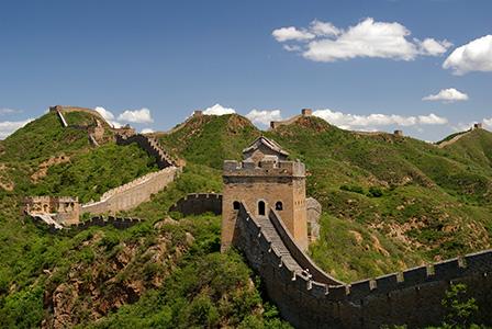 Великата китайска стена e намаляла с 30 процента