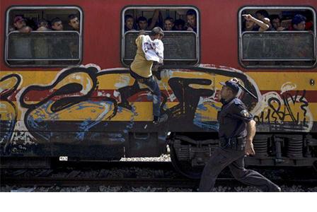 Фотографът Стоян Ненов е първият българин с Пулицър