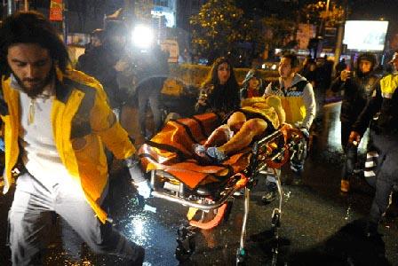 Ислямска държава пое отговорност за атентата в Истанбул
