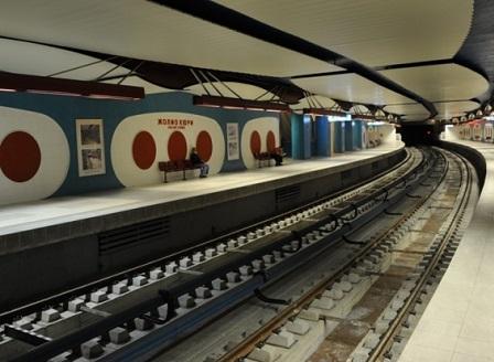 Жена се хвърли под метрото в София