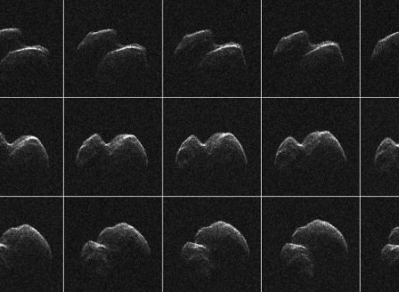 Голям астероид премина безопасно край Земята