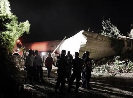 Четирима души загинаха при влакова катастрофа в Гърция