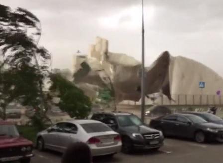 11 убити след ураган в Москва