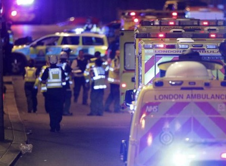 Две терористични атаки в Лондон, има жертви