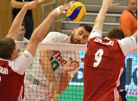 България победи световния шампион Полша във Варна