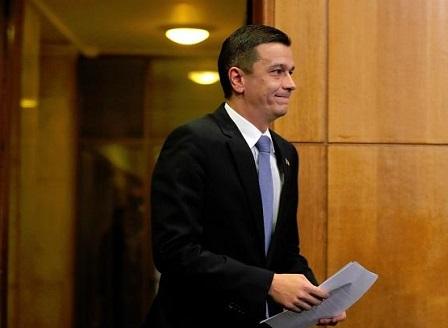 Румънското правителство бе свалено от власт