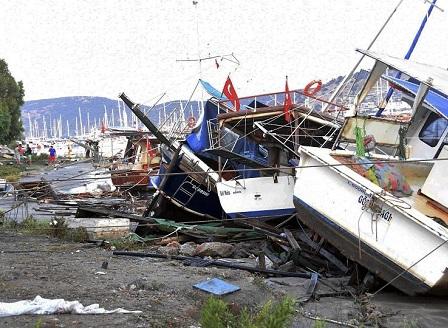 Земетресението по егейското крайбрежие е най-силно от близо век
