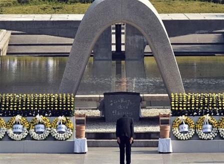 Япония отбелязва 72-та годишнина от атомната бомбардировка над Хирошима