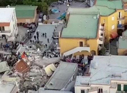 Няма информация за пострадали българи при земетресението в Италия
