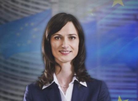 Мария Габриел положи клетва като еврокомисар