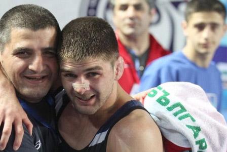 Иво Ангелов е борец номер 1 в света