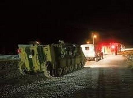 Турски войници, са навлезли в Сирия