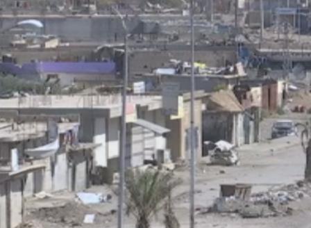 Сирийският град Ракка е освободен