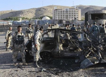 Десетки убити и стотици ранени при атентат в Афганистан