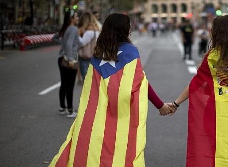 Каталунските сепаратисти внесоха предложение за отделяне от Испания