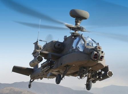 САЩ изпратиха 90 военни хеликоптера в Европа