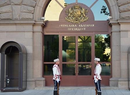 Президентът на Швейцария на официално посещение у нас