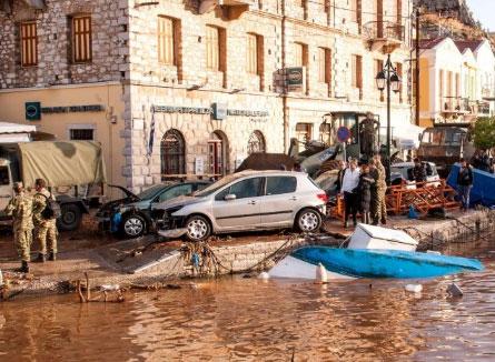 Сими, ураган, Гърция новини